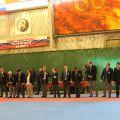 Москвская зима - церемония открытия 2